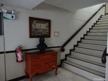 The Garden Plaza Hotel & Suites Manila Staircase
