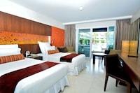 Cabana Room Pool Access