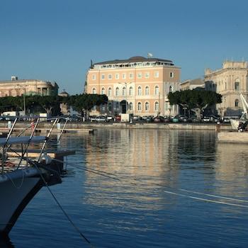 Grand hotel ortigia siracusa resort fee for Hotel resort siracusa