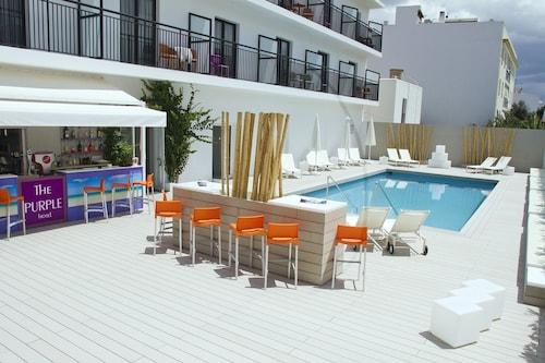 紫色伊比薩感覺飯店 - 僅限同志及成人入住