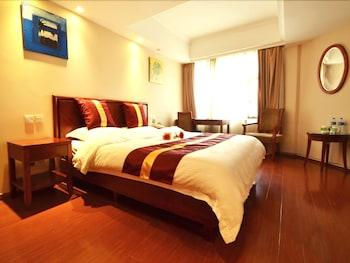 格林豪泰上海市靜安寺地鐵站新閘路商務酒店