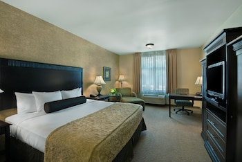 Oxford Suites Boise - Boise, ID 83709 - Guestroom