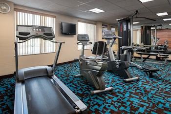 Fairfield Inn by Marriott Sacramento Cal Expo - Sacramento, CA 95815 - Fitness Facility