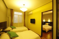 Family Suite, 3 Single Beds