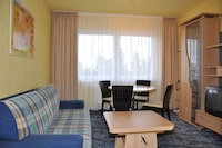 Standard Apartment, 1 Double Bed with Sofa bed, Kitchenette