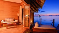 Bungalow, Overwater (With Jacuzzi)