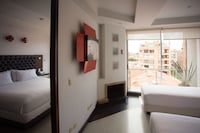 Family Apartment, 2 Bathrooms, City View