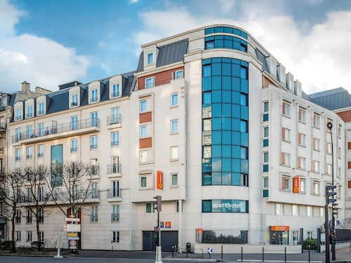 巴黎沙倫頓門阿德吉奧阿克瑟斯公寓飯店