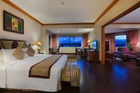 Junior Suite with Sea View, 1 King Bed