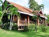 Thai Villa 3 Bedrooms House Beachfront, Free Round-trip Boat Transfer