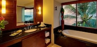 Junior Suite - Located toward the bottom of the hill from the main road, no sea view