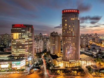 シェラトン グランド上海浦東ホテル & レジデンシーズ (上海浦東喜來登由由酒店及公寓)