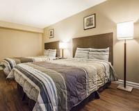 Standard Room, 2 Queen Beds, Non Smoking, City View