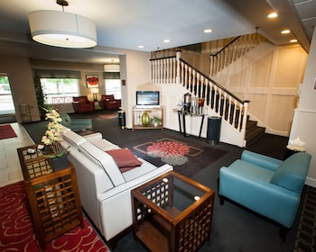 Northfield Inn, Suites & Conference Center - Springfield, IL 62702 - Lobby