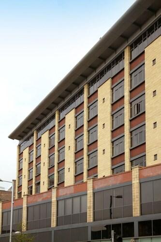 貝斯特韋斯特普拉斯諾丁漢市中心飯店