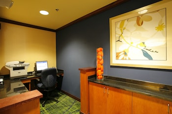 Fairfield Inn & Suites by Marriott Melbourne Palm Bay/Viera - Melbourne, FL 32904 - Business Center