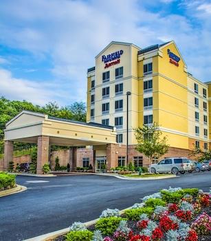 Fairfield Inn By Marriott Washington D C