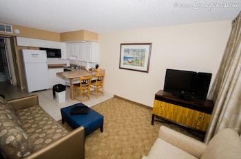 Outrigger Beach Club - Ormond Beach, FL 32176 - Living Area