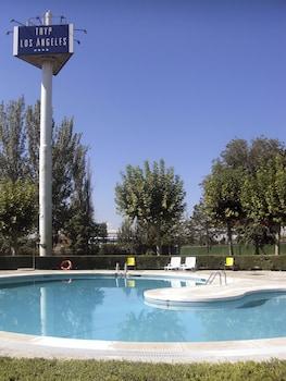 Hotel TRYP Madrid Getafe Los Angeles Hotel