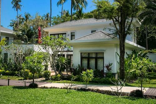 佛蘭吉帕尼近海灘 3 房別墅飯店