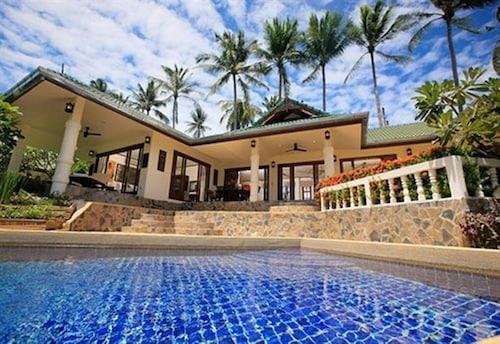 4 房豪華宏偉時尚海灘別墅飯店