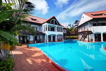 沖繩泳池渡假村