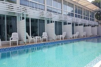 廊曼泳池別墅飯店