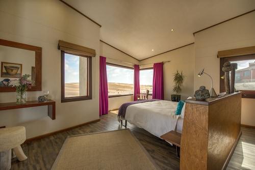 沙漠微風小屋飯店