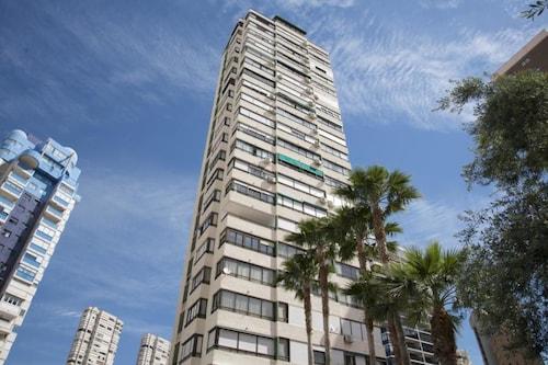 莫出租屋阿利坎特貝尼多姆 103099 號公寓飯店