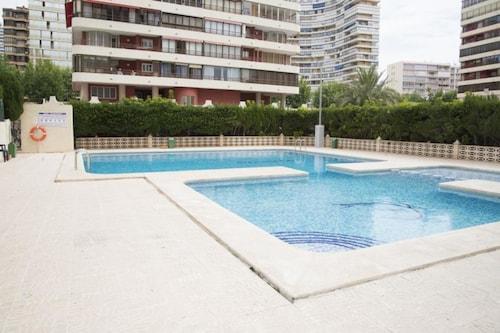 莫出租屋阿利坎特貝尼多姆 103115 號公寓飯店
