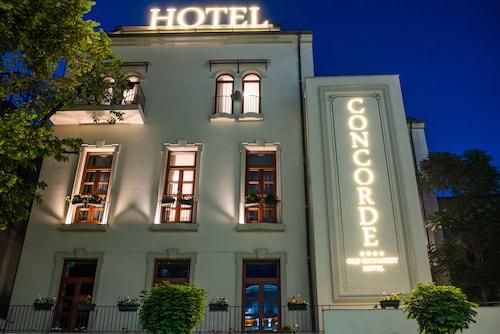 凱煌老布加勒斯特飯店