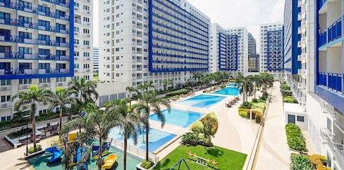 馬尼拉濱海公寓飯店