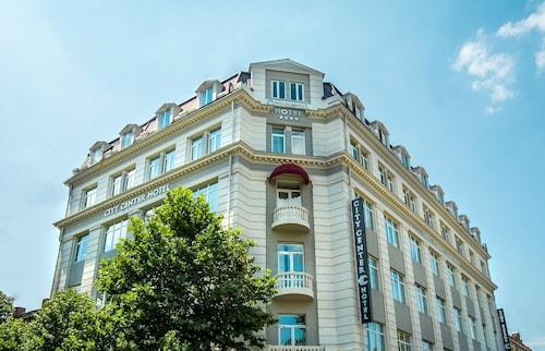 市中心飯店