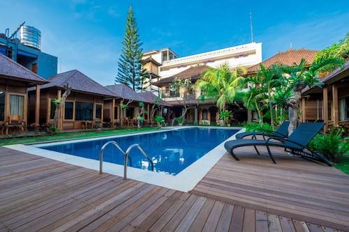 輕鬆衝浪營地飯店