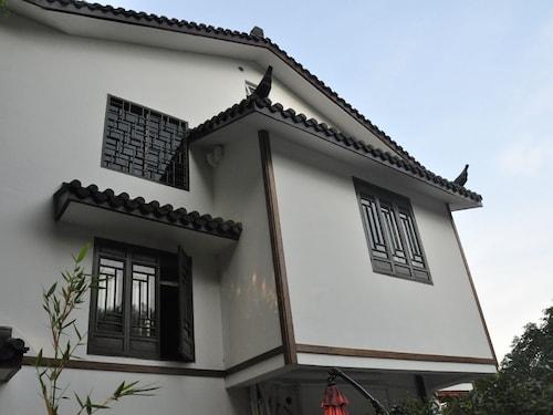 杭州西湖茶墅.茶