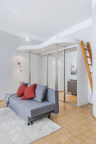 赫爾辛基南區中心紅山區公寓飯店