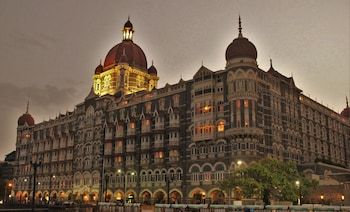 孟買泰姬陵宮飯店
