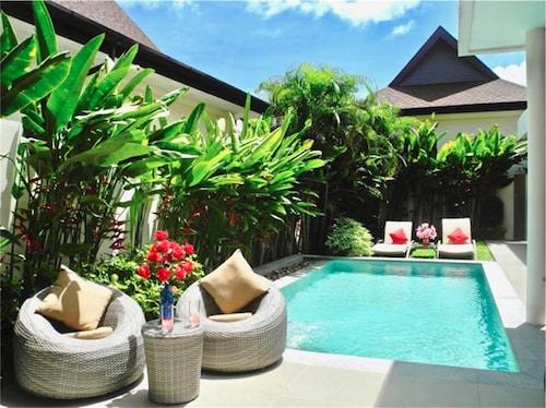拉威卡別墅寧靜 4 房飯店