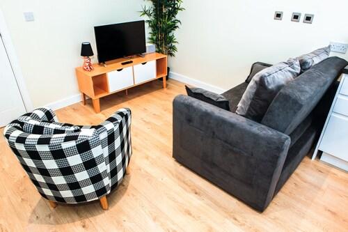 史丹利路阿普盧維德服務式公寓飯店