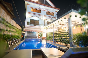 吳哥之旅別墅飯店