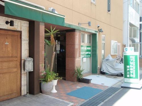 神戶三宮膠囊旅館 - 僅限男性入住
