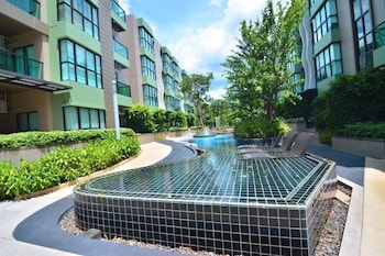 七岩 LPN 海灘 - 海景 A01/207 飯店