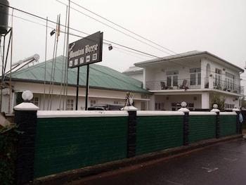 薩普山風旅館