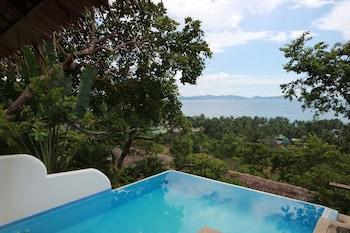 愛妮島俯瞰渡假村