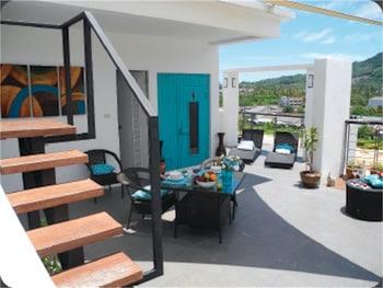 卡馬拉麗晶 3 房私人泳池公寓飯店