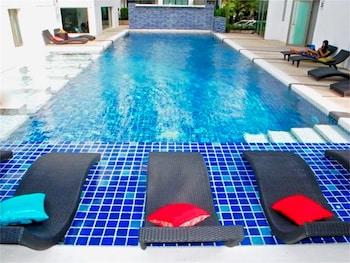 卡馬拉麗晶現代 2 房公寓飯店