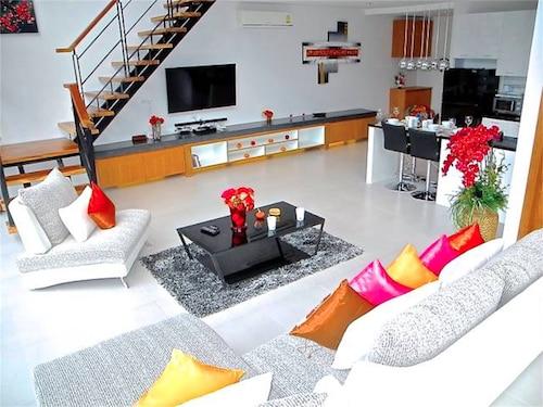 卡瑪拉 SPA 渡假村 2 房海景公寓飯店
