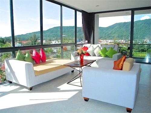 卡馬拉 SPA 渡假村 1 房海景公寓飯店