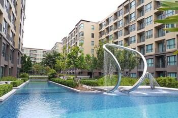 歐伯賽特七岩雨水公寓飯店