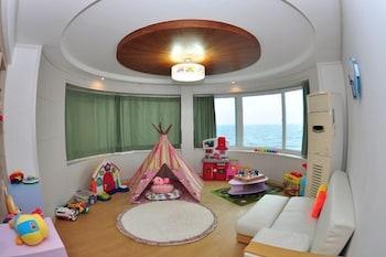 兒童藝術旅館